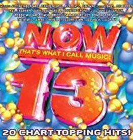 Used CD Various- Now That's What I Call Music 13