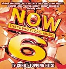 Used CD Various- Now That's What I Call Music 6