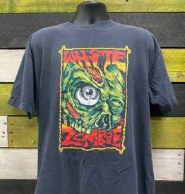 Apparel White Zombie 1997 Double Sided T-Shirt, Blk, XL