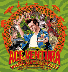 New Vinyl Ace Ventura: When Nature Calls (Score)