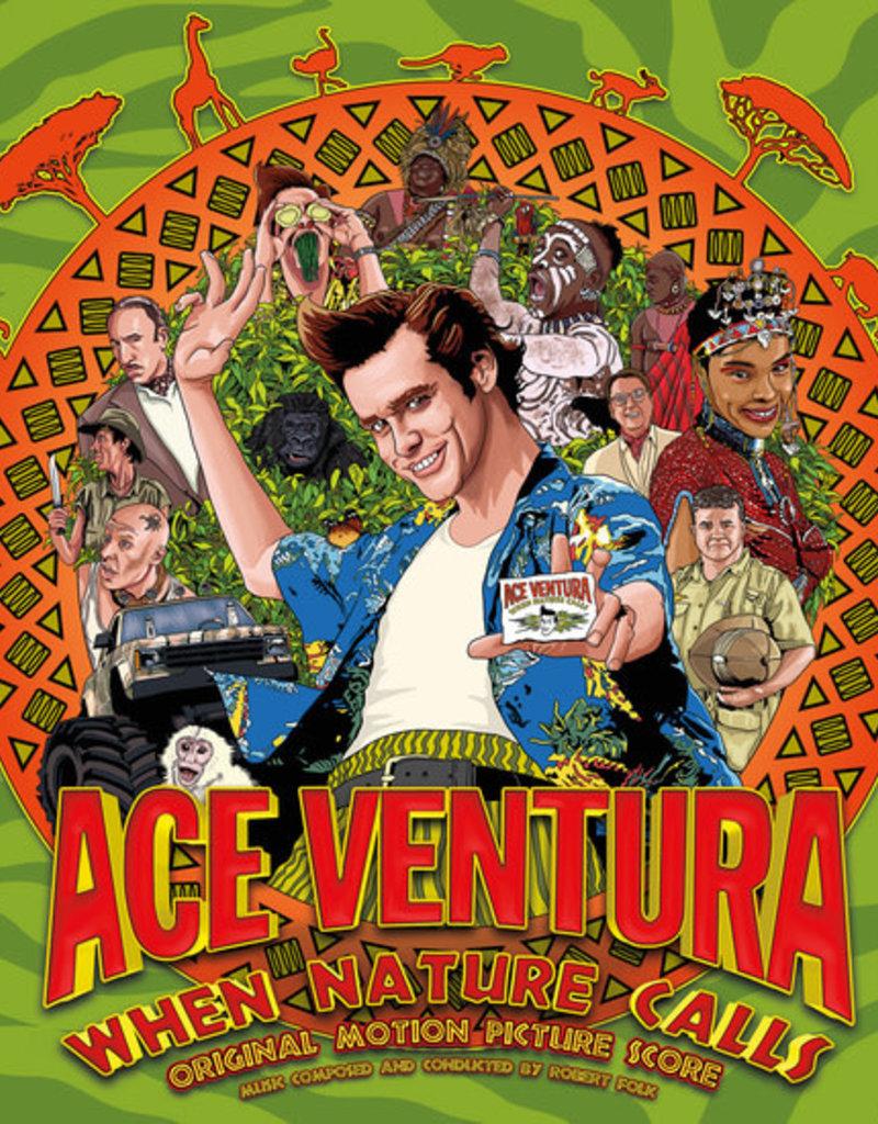 New Vinyl Ace Ventura: When Nature Calls (Score)