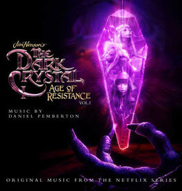 New Vinyl The Dark Crystal: Age of Resistance - The Crystal Chamber Soundtrack [Pic Disc] -RSD20-3