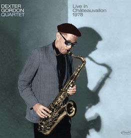 New Vinyl Dexter Gordon Quartet- Live In Châteauvallon 1978 -RSD20-3