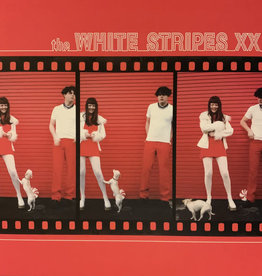 Used Vinyl White Stripes- The White Stripes XX (Complete Third Man Vault Package #42)(Unopened Third Man Mailer)