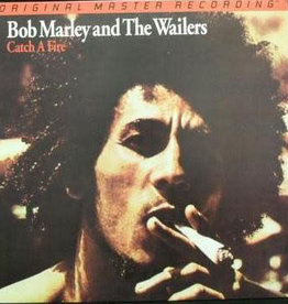 Used Vinyl Bob Marley- Catch A Fire (1995 MoFi Anadisq 200g Reissue)(Numbered)