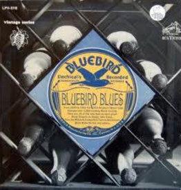 Used Vinyl Various- Bluebird Blues