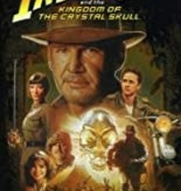 Used DVD Indiana Jones and the Kingdom Of The Crystal Skull