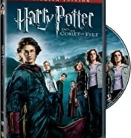 Used DVD Harry Potter And The Goblet Of Fire