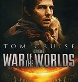 Used DVD War Of The Worlds (2005)
