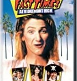 Used DVD Fast Times At Ridgemont High