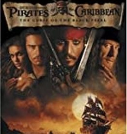 Used DVD Pirates Of The Caribbean: The Curse Of The Black Pearl