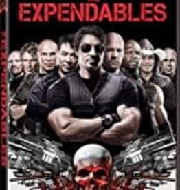 Used DVD The Expendables