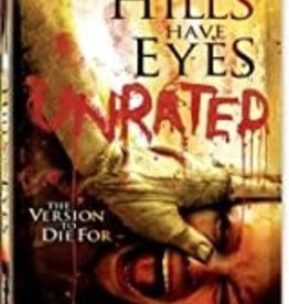 Used DVD The Hills Have Eyes Unrated