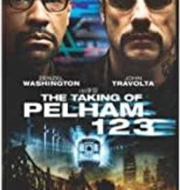 Used DVD The Taking Of Pelham 123