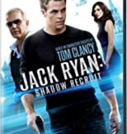 Used DVD Jack Ryan: Shadow Recruit