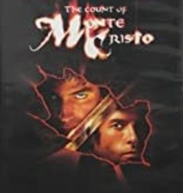 Used DVD The Count Of Monte Cristo