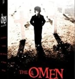 Used DVD The Omen Collection
