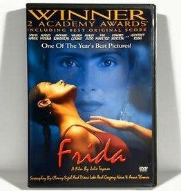 Used DVD Frida