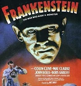 Used DVD Frankenstein
