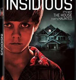 Used DVD Insidious
