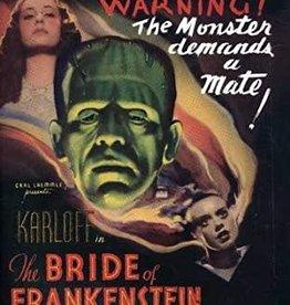 Used DVD Bride Of Frankenstein