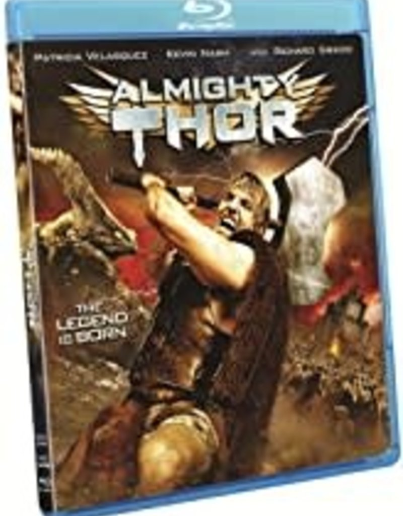 Used BluRay Almighty Thor