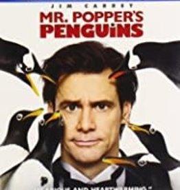 Used BluRay Mr. Popper's Penguin