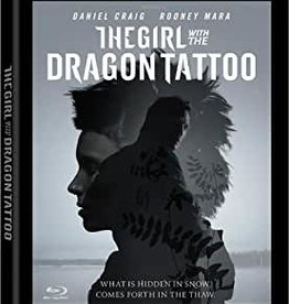 Used Blurays Girl With The Dragon Tattoo Three Disc Combo