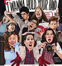 Used Blurays I Wanna Hold Your Hand (Criterion Collection)