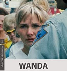 Used BluRay Wanda (Criterion Collection)