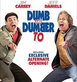 Used BluRay Dumb And Dumber To
