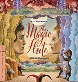 Used BluRay Magic Flute (Criterion Collection)