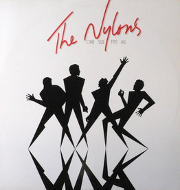 Used Vinyl The Nylons- One Size Fits All (Sealed)