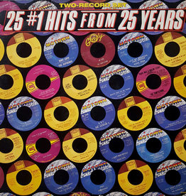 Used Vinyl Various- 25 #1 From 25 Years
