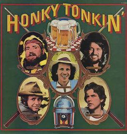 Used Vinyl Various- Honky Tonkin