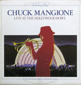 Used Vinyl Chuck Mangione- An Evening Of Magic- Live At The Hollywood Bowl