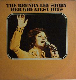 Used Vinyl Brenda Lee- The Brenda Lee Story: Her Greatest Hits