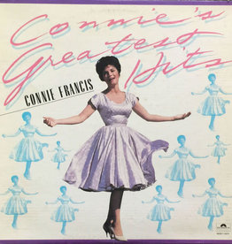 Used Vinyl Connie Francis- Connie's Greatest Hits