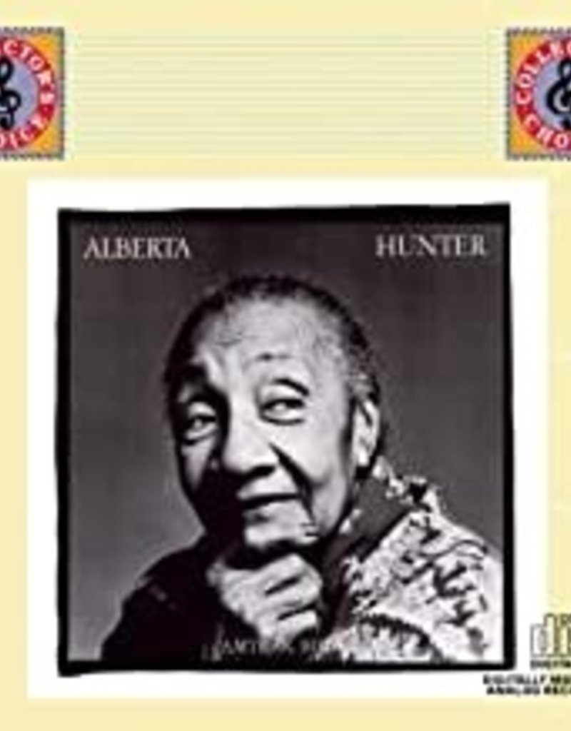 Used CD Alberta Hunter- Amtrak Blues