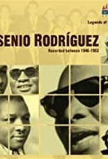 Used CD Arsenio Rodriguez- Legends Of Cuban Music: Arsenio Rodriguez