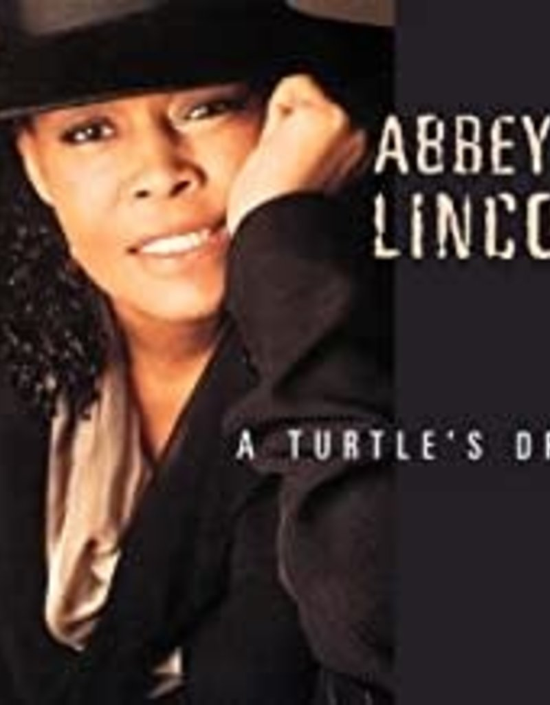 Used CD Abby Lincoln- A Turtle's Dream