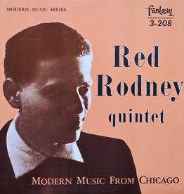 Used Vinyl Red Rodney Quintet- Modern Music From Chicago (1983 Reissue)(Sealed)