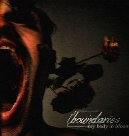 Used Vinyl Boundaries- My Body In Bloom (Grey/Black Mix)