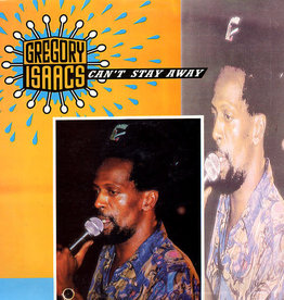 Gregory Isaacs- Can't Stay Away (Jamaican Pressing)