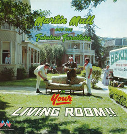 Used Vinyl Martin Mull- Martin Mull And His Fabulous Furniture In Your Living Room