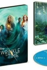 Used BluRay A Wrinkle In Time (Steelbook)