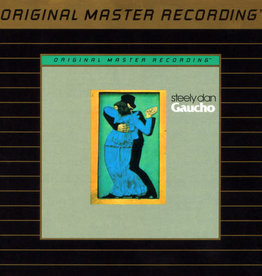 Used CD Steely Dan- Gaucho (MoFi)