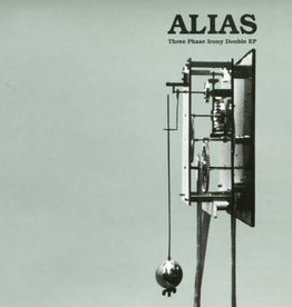 Used CD Alias- Three Phase Irony Double EP
