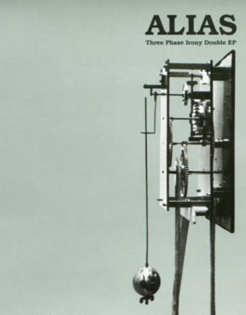 Used CD Alias- Three Phase Irony Double EP