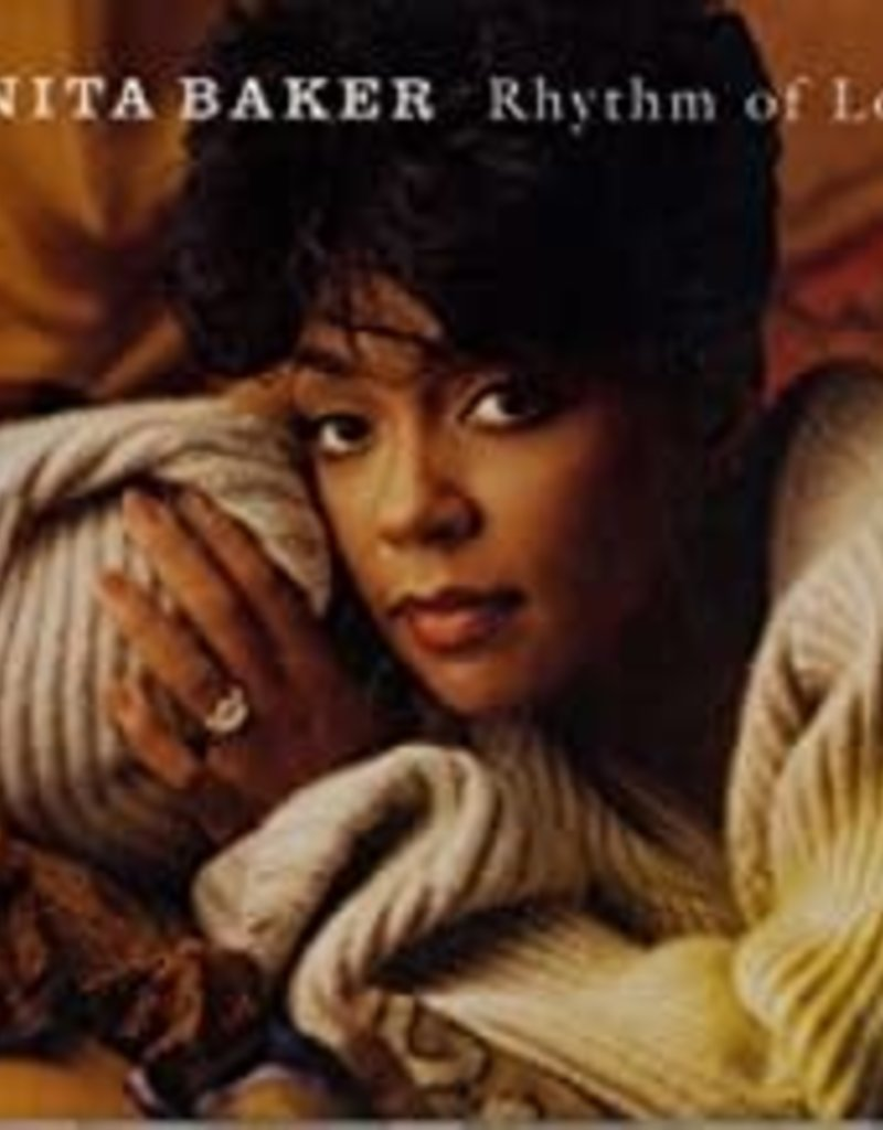 Used CD Anita Baker- Rhythm of Love